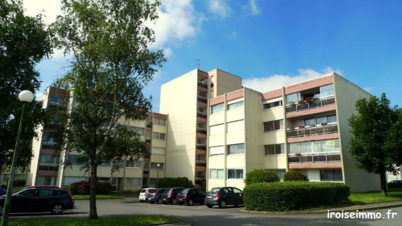 Sale apartment Brest 149200€ - Picture 8