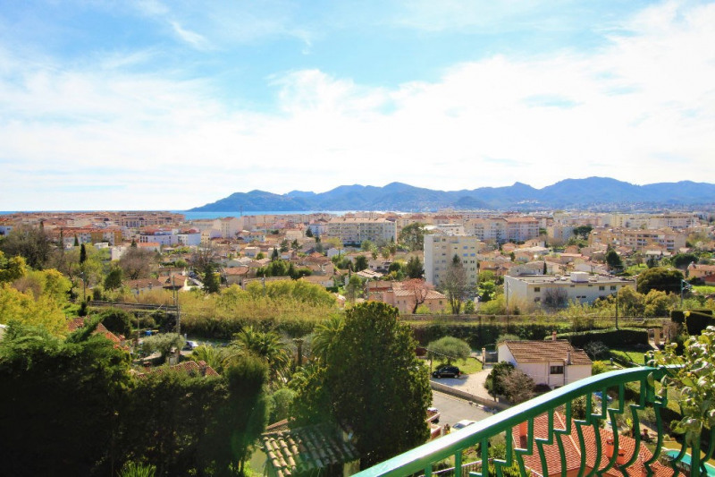 Vente terrain Cannes 295 000€ - Photo 2