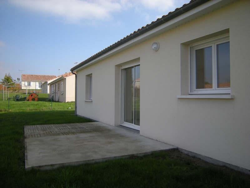 Location maison / villa Dange st romain 636€ CC - Photo 5