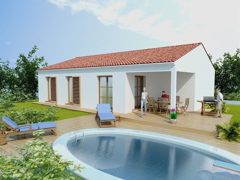 Maison  4 pièces + Terrain 250 m² Saint-Féliu-d'Avall par MAISONS VIBEL