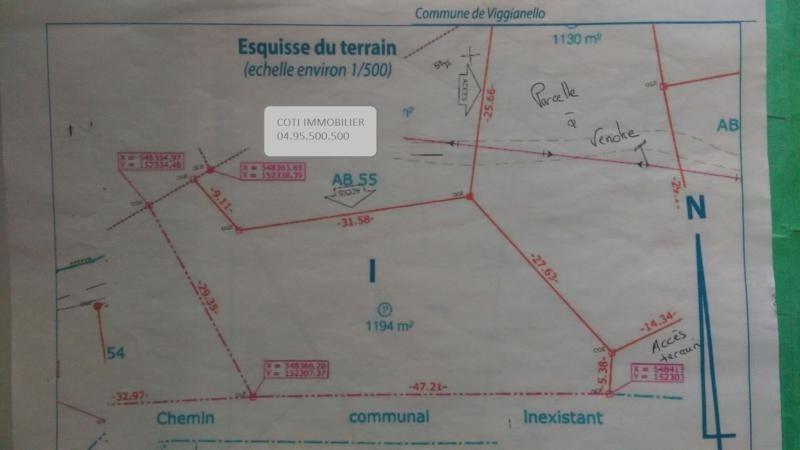 Vente terrain Viggianello 125000€ - Photo 3