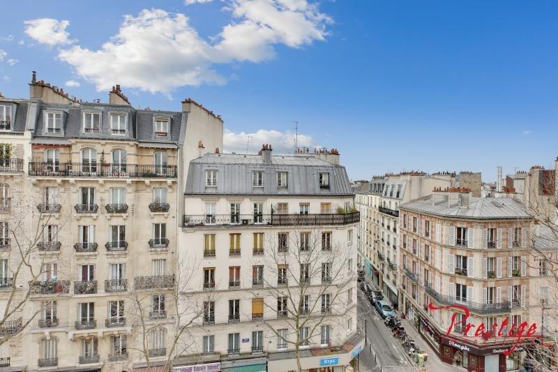 Sale apartment Paris 18ème 225000€ - Picture 2