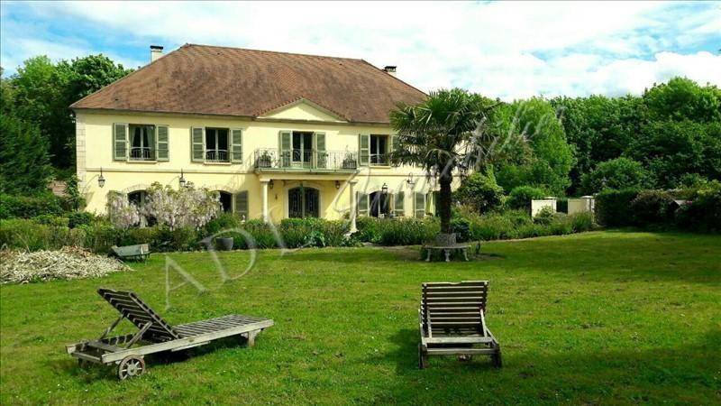Vente de prestige maison / villa Asnieres sur oise 1300000€ - Photo 1