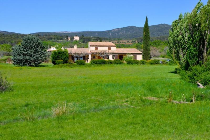 Deluxe sale house / villa Aups 569000€ - Picture 2