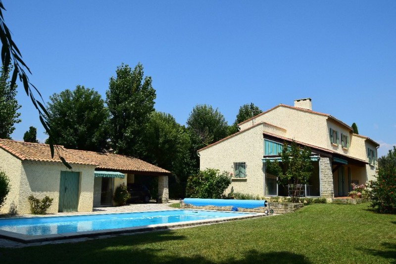Immobile residenziali di prestigio casa Pelissanne 588000€ - Fotografia 1
