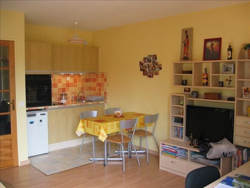 Location appartement Nantes 475€cc - Photo 1