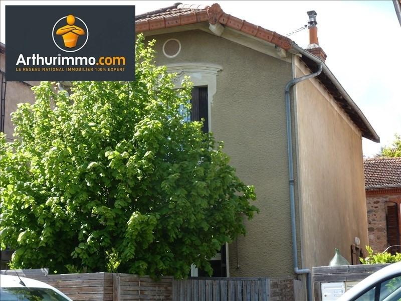 Sale house / villa St alban les eaux 80000€ - Picture 1