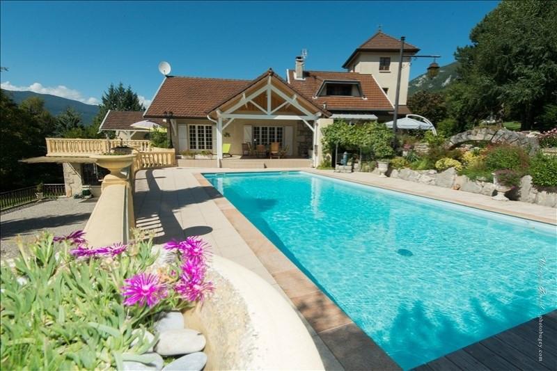 Vente de prestige maison / villa Chindrieux 625000€ - Photo 1