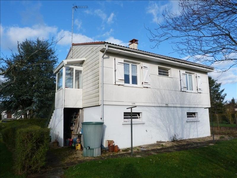 Vente maison / villa Champignelles 94000€ - Photo 2
