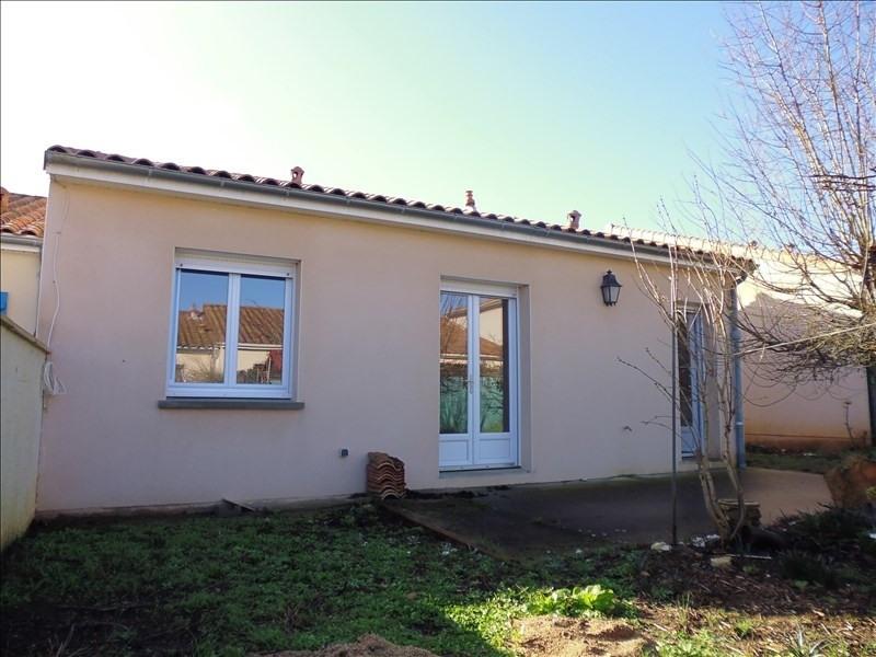 Venta  casa Buxerolles 148400€ - Fotografía 2