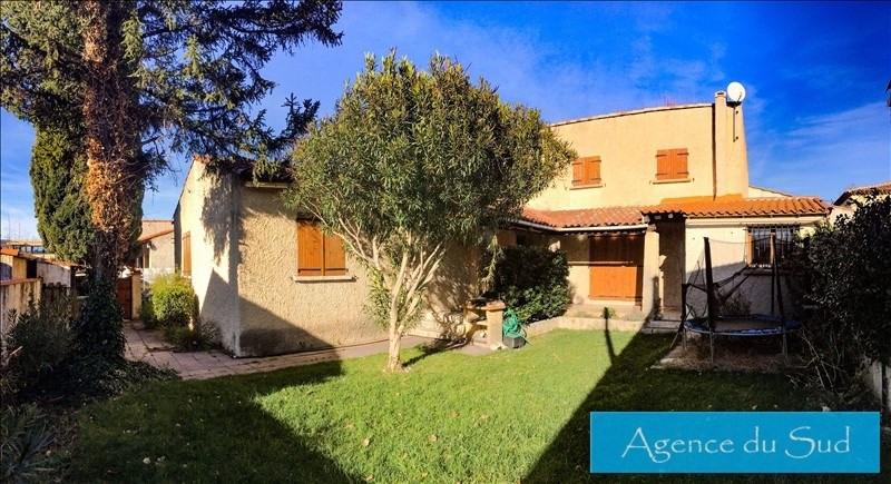 Vente maison / villa Aubagne 386000€ - Photo 1