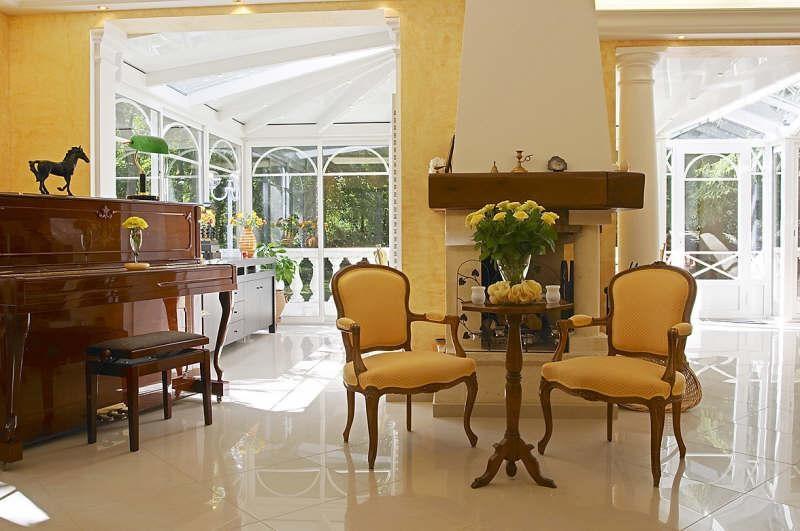 Vente de prestige maison / villa Lamorlaye 630000€ - Photo 3