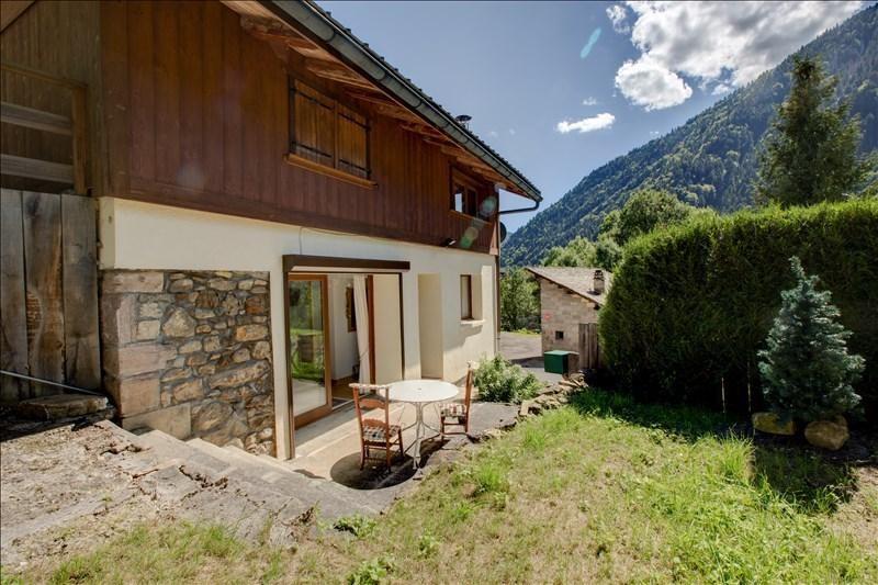 Verkoop  appartement Saint jean d aulps 265000€ - Foto 1