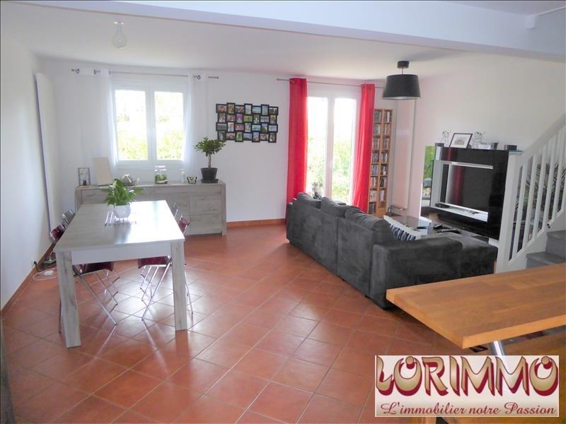 Sale house / villa Mennecy 273000€ - Picture 2