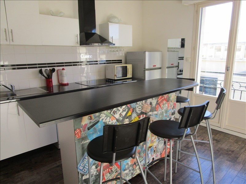 Rental apartment Nimes 445€ CC - Picture 1