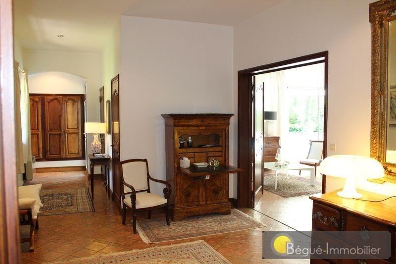 Deluxe sale house / villa 5 mns pibrac 799000€ - Picture 3