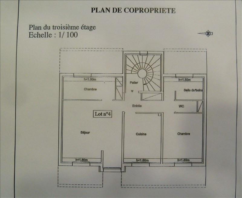 Vente appartement Dieppe 106000€ - Photo 7