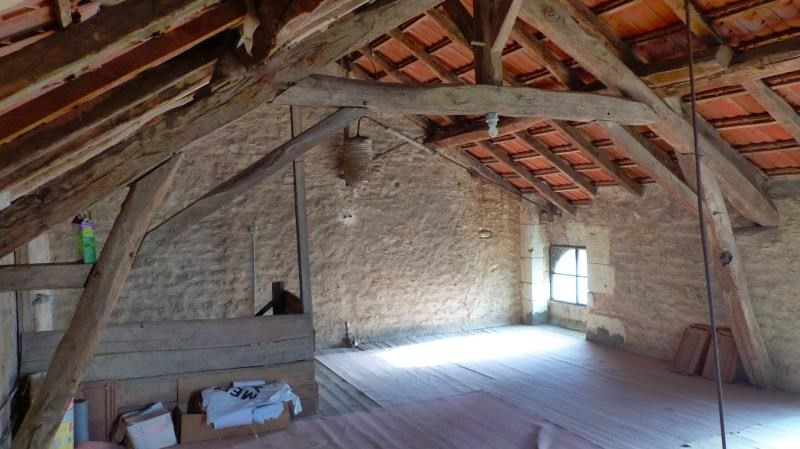 Vente maison / villa Chasseneuil du poitou 140000€ - Photo 5