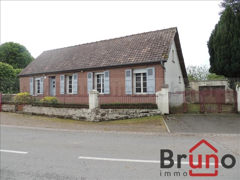 Vente maison / villa Ponthoile 160000€ - Photo 1