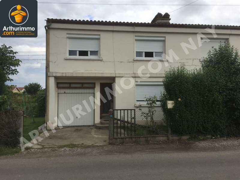 Produit d'investissement maison / villa Nay 100 000€ - Photo 1