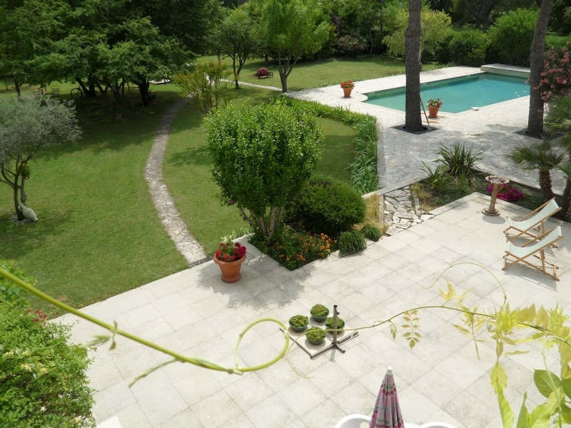 Verkoop van prestige  huis Entraigues sur sorgues 760000€ - Foto 7
