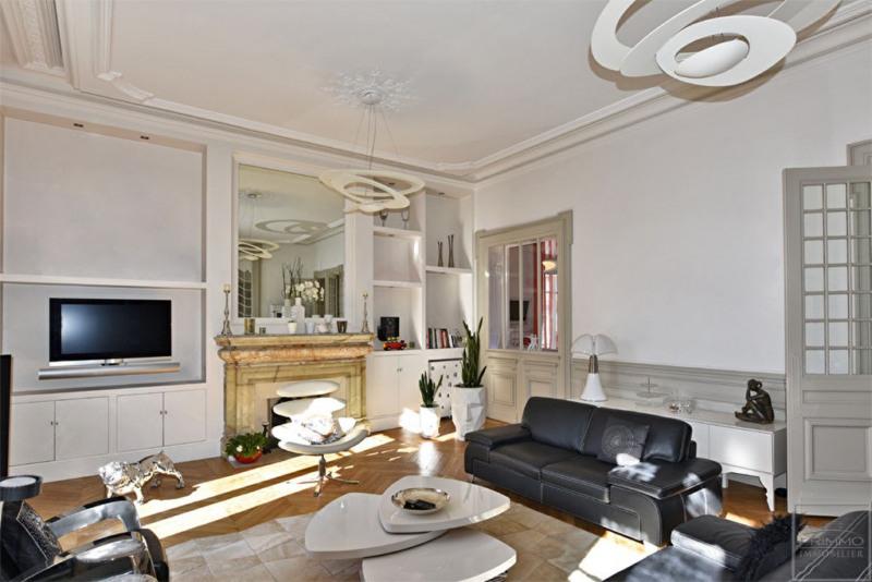 Vente de prestige appartement Lyon 6ème 1450000€ - Photo 3