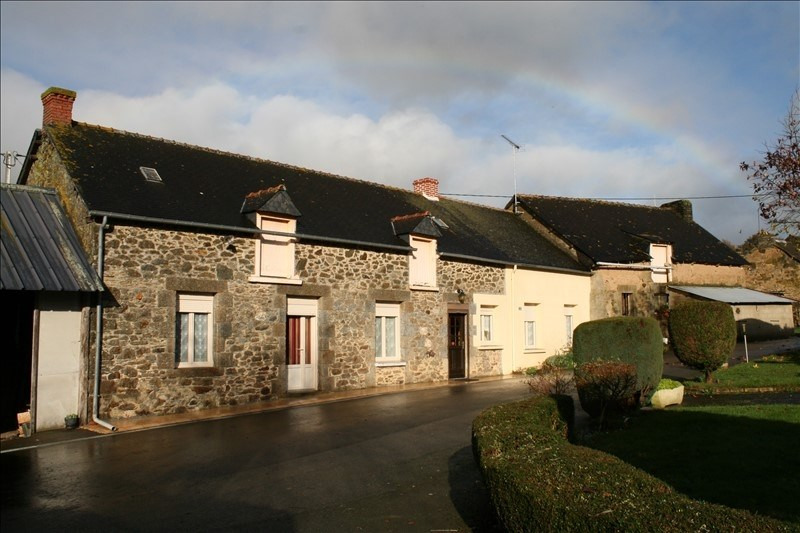 Sale house / villa Mohon 84000€ - Picture 1