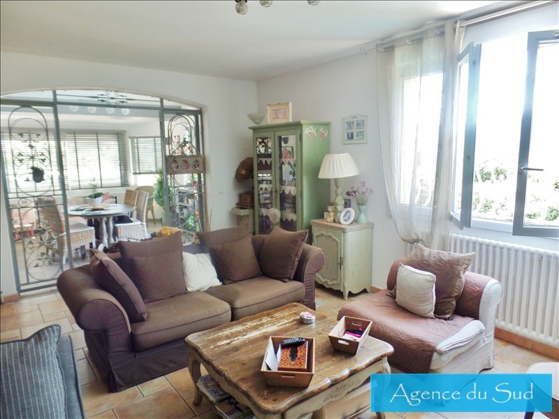 Vente maison / villa Roquefort la bedoule 499000€ - Photo 2