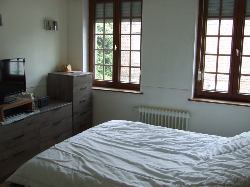 Vente maison / villa Le houlme 136000€ - Photo 9