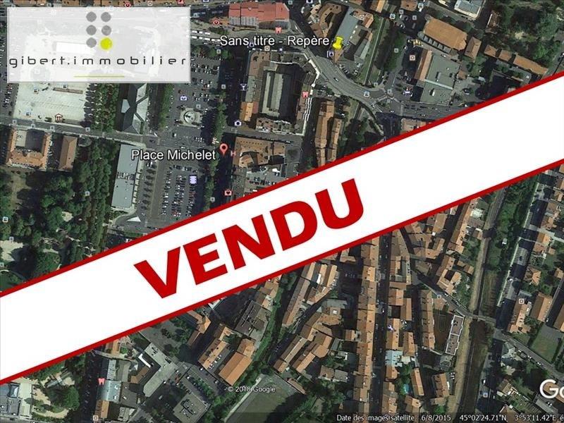 Sale parking spaces Le puy en velay 49800€ - Picture 1