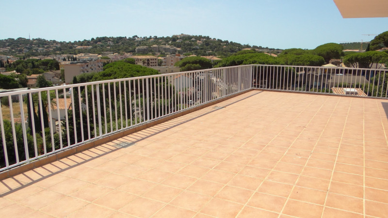 Sale apartment Cavalaire 580000€ - Picture 3