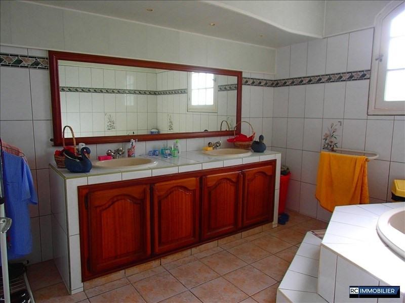 Sale house / villa St benoit 398000€ - Picture 6