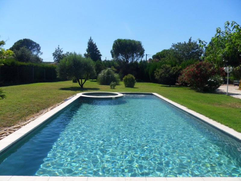Vente maison / villa Entraigues sur la sorgue 420000€ - Photo 15