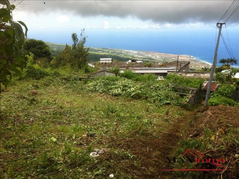 Vente terrain La chaloupe 80000€ - Photo 1
