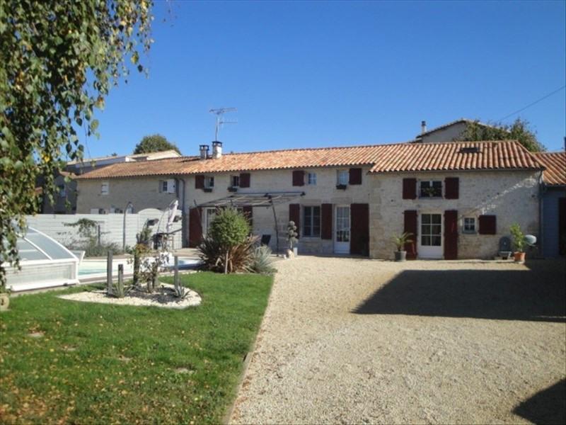 Vente maison / villa Echire 299520€ - Photo 1