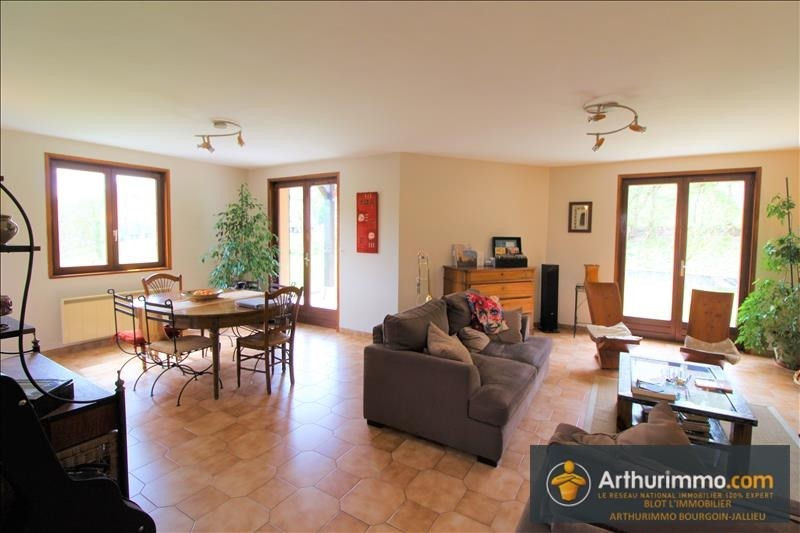 Vente maison / villa Bourgoin jallieu 262 000€ - Photo 3