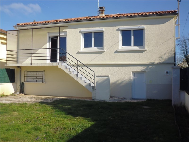 Vente maison / villa Poitiers 198000€ -  2