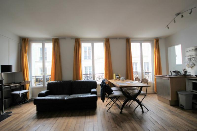 Vente appartement Paris 18ème 370000€ - Photo 5