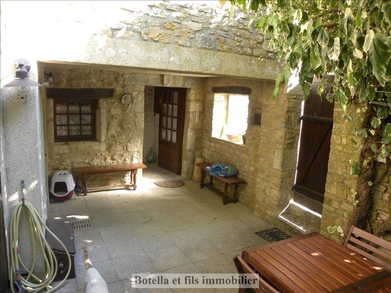 Sale house / villa Goudargues 94000€ - Picture 7