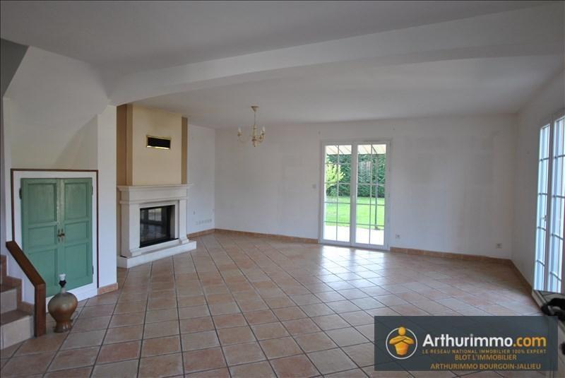 Sale house / villa Bourgoin jallieu 329000€ - Picture 4