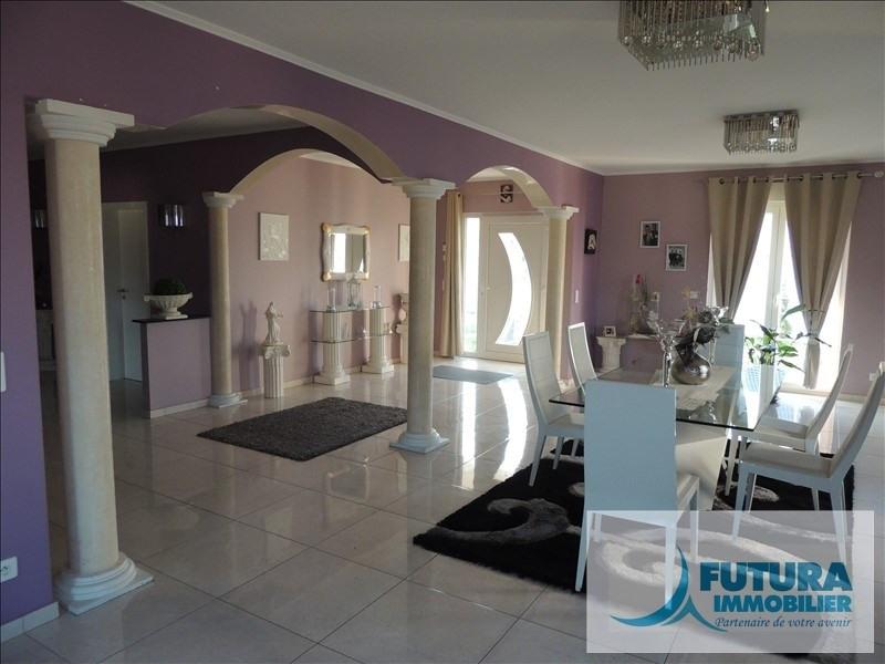 Vente maison / villa Behren les forbach 445000€ - Photo 3