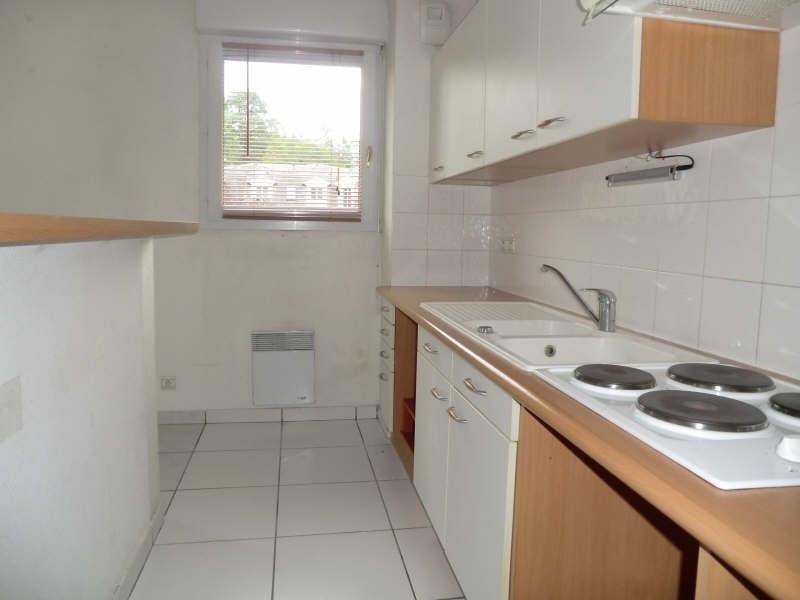Sale apartment Coye la foret 168000€ - Picture 4