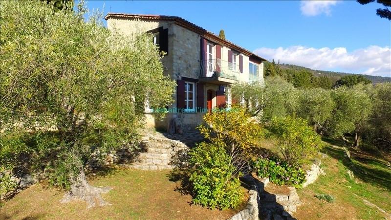 Vente de prestige maison / villa Le tignet 695000€ - Photo 5