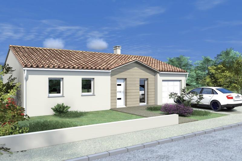 Maison  5 pièces + Terrain 413 m² Aigrefeuille-sur-Maine par ALLIANCE CONSTRUCTION VALLET