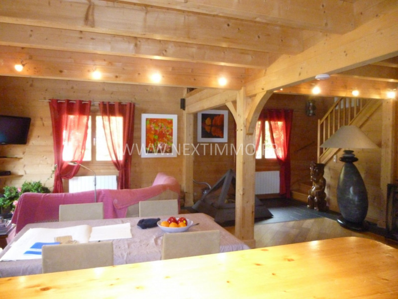 Venta  casa Saint-martin-vésubie 487000€ - Fotografía 6