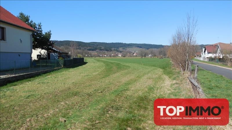 Vente terrain Anould 34000€ - Photo 2