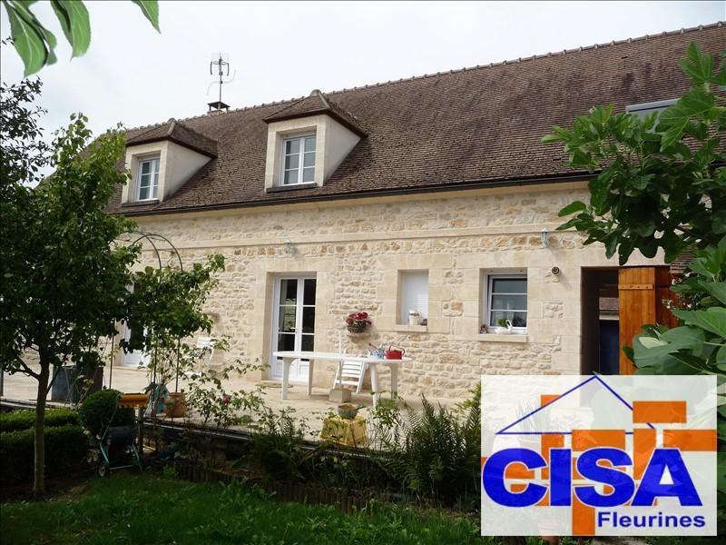 Vente de prestige maison / villa Chamant 840000€ - Photo 4