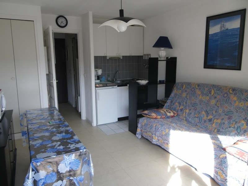 Vente appartement Fort mahon plage 97200€ - Photo 1