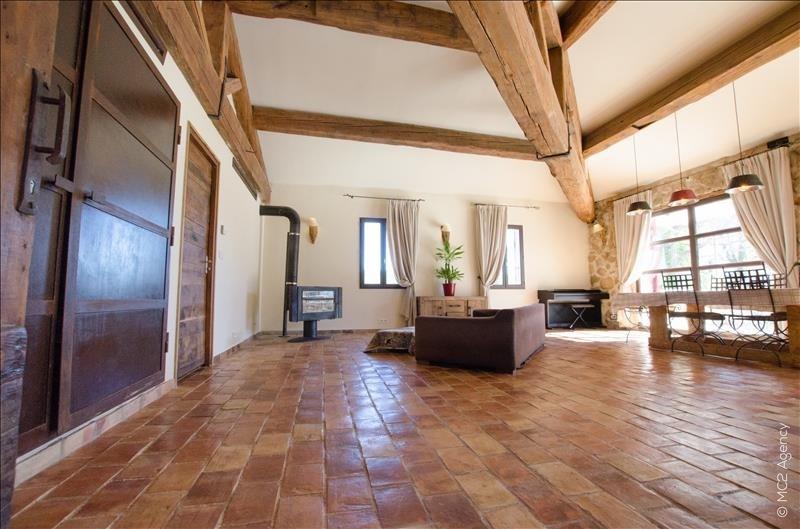 Vente de prestige maison / villa Pourrieres 572000€ - Photo 3