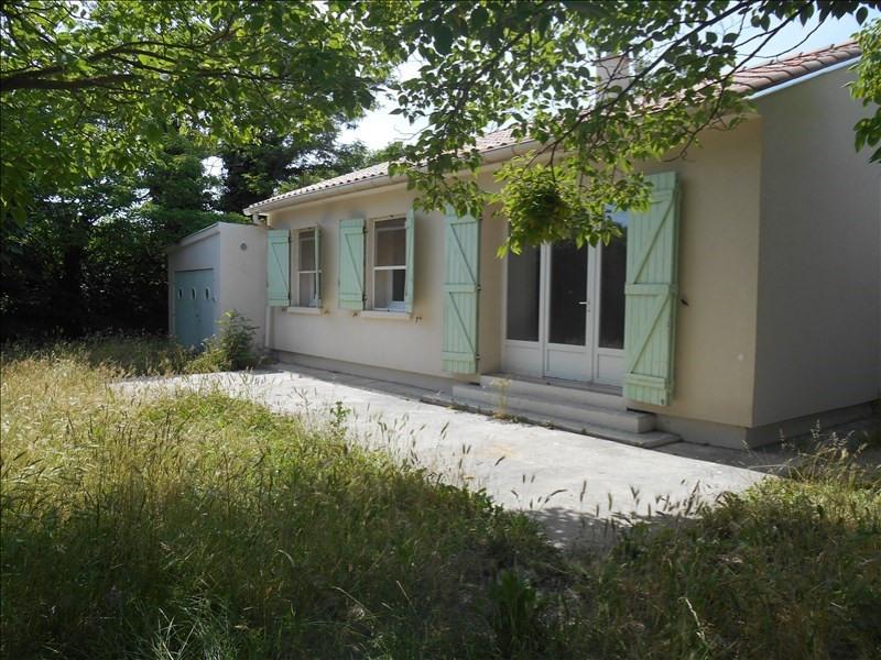 Location maison / villa Carpentras 760€ CC - Photo 1